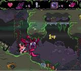 Nickelodeon: Aaahh!!! Real Monsters SNES Ickis gets a special reward for scaring a rat
