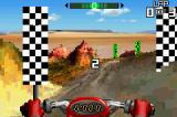 ATV: Thunder Ridge Riders Game Boy Advance Two seconds to go
