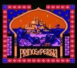 Prince of Persia NES Title Screen