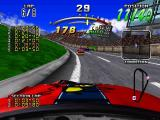 Daytona USA Deluxe Windows Three Seven Speedway
