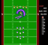 10-Yard Fight NES Every yard gained increases the players score