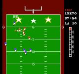 10-Yard Fight NES Touchdowns are worth a lot of points