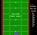 10-Yard Fight NES There's even less time to score a touchdown at the college level