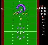 10-Yard Fight NES Playing the college team