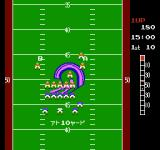 10-Yard Fight NES The defensive player can pick a defender to play as