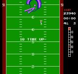 10-Yard Fight NES The player can keep earning points until all the time runs out