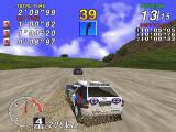 Sega Rally Championship Windows Lancia Delta