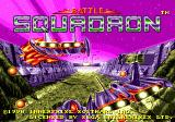 Battle Squadron Genesis Title Screen