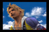 Final Fantasy X PlayStation 2 Tidus, our reluctant hero.