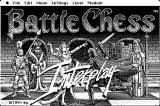 Battle Chess Macintosh Title