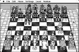 Battle Chess Macintosh Opening moves