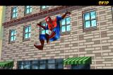 Spider-Man: Total Mayhem iPhone Landing like a spider.