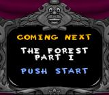 Snow White in Happily Ever After SNES Coming Next The Forest  Part I