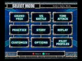 F-Zero GX GameCube Multitude of Modes