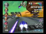 F-Zero GX GameCube See the heat waves on the horizon