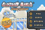 Airport Mania: First Flight iPhone Main menu, in-game advertising and all.