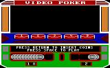Las Vegas Video Poker DOS Insert coins (EGA)