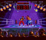 Best of the Best Championship Karate SNES Left Uppercut