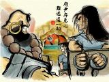 Shuihuzhuan: Liangshan Yingxiong DOS Oops! Looks like it's game over... for Zangief and Mitsurugi?!