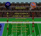 NFL Football SNES Team matchups