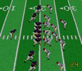 NFL Football SNES On offense