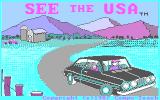 See the U.S.A. DOS Title Screen
