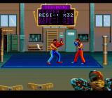 Best of the Best Championship Karate SNES Training room