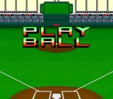 Nolan Ryan's Baseball  SNES Play ball