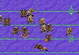 Mutant League Football Genesis Quarterback Killed