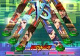The King of Fighters: Neowave PlayStation 2 Setting the battle order.