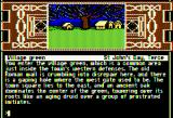Arthur: The Quest for Excalibur Apple II Village green