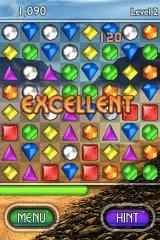 Bejeweled 2: Deluxe iPhone Why thank you.