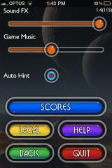 Bejeweled 2: Deluxe iPhone Don't like the music? Turn it down if you really wish.
