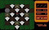 Inferno Atari ST Starting level one