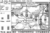 Fire-Brigade: The Battle for Kiev - 1943 Macintosh Tactical battle map