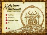 Solium Infernum: To Reign Is Worth Ambition Windows Main Menu