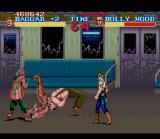 Final Fight SNES Duking it out in the subway