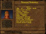 Vikings: The Strategy of Ultimate Conquest Windows 3.x Personal statistics for your avatar