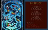 Epic Pinball DOS Polish Morze Table
