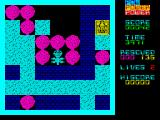 The Survivors ZX Spectrum Imprisoned myself, need to restart