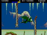 Altered Beast SEGA Master System Flying lizards