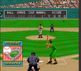 Relief Pitcher SNES Top of the 1st inning
