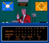 Relief Pitcher SNES Another late game scenario