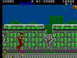 Altered Beast SEGA Master System Beast walking