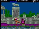Altered Beast SEGA Master System Kick - normal form