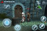 Assassin's Creed: Altaïr's Chronicles iPhone Off with his pixelated head!