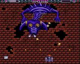 Lethal Xcess: Wings of Death II Atari ST The first boss
