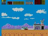 Choplifter! SEGA Master System Taking off