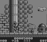 RoboCop 2 Game Boy First level