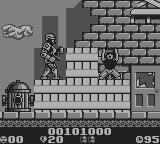 RoboCop 2 Game Boy Rescue hostages